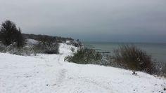 Galløkken nu med sne!