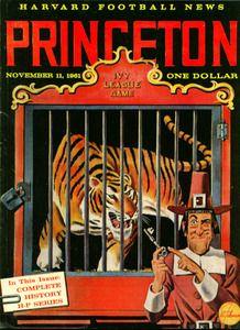 Princeton Tiger Hopefully?