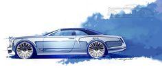 Bentley Mulsanne Vision Convertible