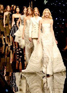 Ermanno Scervino, applausi per la collezione 'Piumino mon amour' - http://www.2fashionsisters.com/ermanno-scervino-piumino-mon-amour/ - 2 Fashion Sisters Fashion Blog - #ErmannoScervino, #Mfw, #PiuminoMonAmour