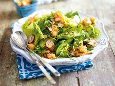 Das Rezept für Gartensalat und weitere kostenlose Rezepte auf LECKER.de