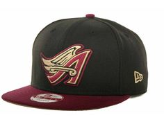 Los Angeles Angels of Anaheim MLB Custom Collection 9FIFTY Cap Hats New Era  Snapback 02af58285ae36