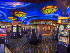 Performed A Turnkey Casino Design And Renovation Project For Duck Creek Transforming The Image Of Property Helping To Draw Customers