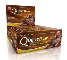vitacost quest nutrition protein bar chocolate