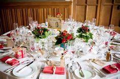 Wedding table decorationsummer styles!