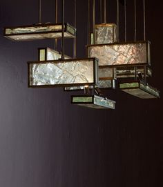 Ralph Pucci Ceiling LightingLianne Gold