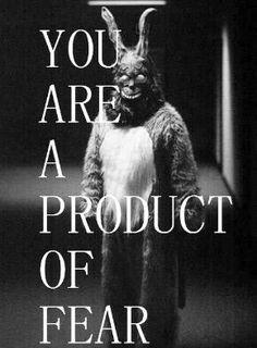 Tu eres el producto del miedo