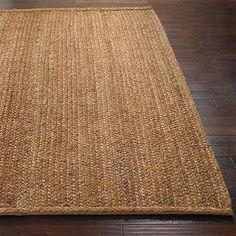 Banana fiber rug