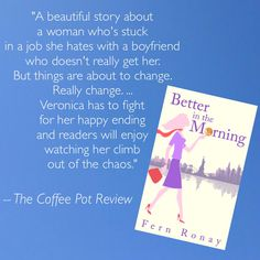 Thank you Coffee Pot Review for reviewing #BetterInTheMorningBook!