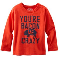 this would go so good with Myles Makin Bacon shirt LOL!!