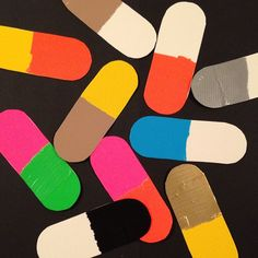 """Donald Robertson's """"Chill Pills and Gaffer Tape""""."""