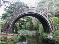 The Japanese Tea Gardens in San Francisco's Golden Gate Park are a must-see after you hit Japantown
