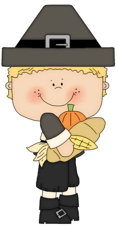 .PILGRIM bOY -cARTOON LIKE