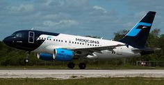 Mexicana Airlines Airbus A318