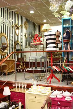 VINTAGE & CHIC: decoración vintage para tu casa [] vintage home decor: Desde el Almacén Chic · From the Chic Warehouse