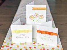 Handmade Cards for #MothersDay >> http://www.hgtv.com/handmade/printable-flower-garden-mothers-day-card/index.html?soc=pinterest