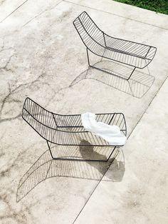 arper | leaf chaise lounge
