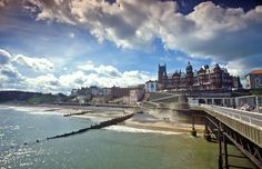 Cromer.  I spent a lot of time here when I was in Norwich, so it's going on the Norwich board. :P