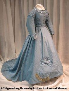 1865-1867 Dress