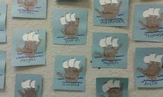 Mayflower- thanksgiving lesson