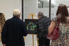 Inauguración de la Exposición Pictórica de la LDG Ana Elva Caballero Rodriguez (14/03/2014).