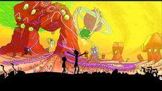 Rick And Morty Wallpaper Laptop - Live Wallpaper HD