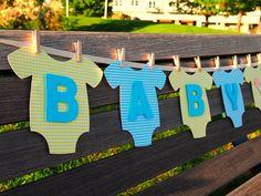 ¿Quieres organizar un baby shower de niño? Te damos unos consejos para una fiesta de nacimiento de niño e ideas de decoración para un baby shower de niño.