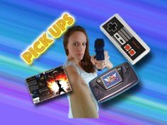 Girly Gamer: Pick ups Nes, Dreamcast & PS2 beauties HD