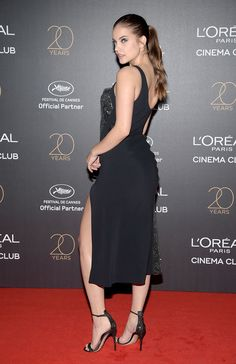 Barbara Palvin Photos - Barbara Palvin attends the Gala Birthday Of L'Oreal In Cannes during the annual Cannes Film Festival at Martinez Hotel on May 2017 in Cannes, France. - Gala Birthday of L'Oreal in Cannes - The Annual Cannes Film Festival Barbara Palvin, Img Models, Fashion Models, Fashion Outfits, Women's Fashion, Selena Gomez Style, Cannes Film Festival, Festival Outfits, Female Models