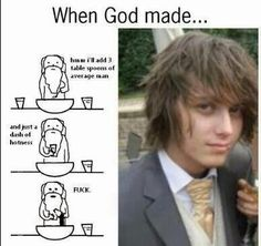 And thus ben Bruce was created