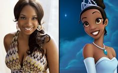 Tiana In Real Life