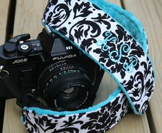 Monograming available Camera Strap for DSL Camera by maddiebee123, $25.50