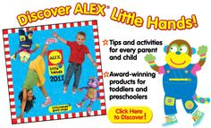 """ALEX's mission is to provide children with quality creative products that foster personal expression and build self-esteem. The best children's activities provide lots of fun and they open a child's mind to new skills, new ideas and new worlds. Fun Crafts For Kids, Kid Crafts, Duct Tape Jewelry, Buzz Bee Toys, Alex Little, Alex Toys, Creative Products, Children Activities, All Kids"