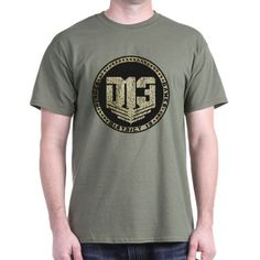 Official Hunger Games D13 District 13 T-Shirt Television Movie Catching Fire