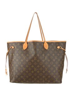 Louis Vuitton Neverful Tote