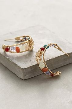 Pin for Later: Summer's Must-Have Accessory Will Bring Back So Many Memories  Anthropologie Rockery Hoops ($58)