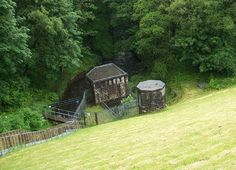 Grizedale Pump House