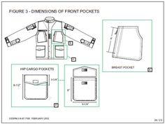 ECU Coat Pockets
