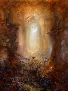 Misty Portal