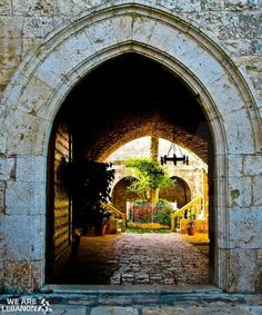 Monastery of Lady of Balamand, El Koura دير سيدة البلمند، الكورة Photo by Hector Abouid