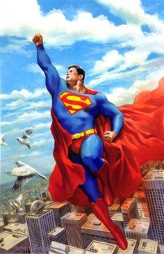 #Superman #Fan #Art. (Superman) By: Felipe Massafera. (THE * 5 * STÅR * ÅWARD * OF: * AW YEAH, IT'S MAJOR ÅWESOMENESS!!!™)[THANK U 4 PINNING!!!<·><]<©>ÅÅÅ+(OB4E)