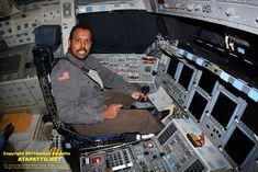 Shuttle - Cockpit