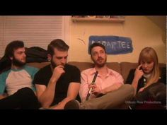 Repartee stopped by our studio for a quick interview with us and our cats, check it out! All videos used are under ownership of ©Music Row Productions Songs:. All Video, Interview, Songs, Music, Muziek, Musik