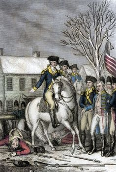 George Washington's iconic victory on December 1776 over Colonel Rahl's Hessian troops after crossing the frozen Delaware River; the battle that re-invigorated the American Revolution Mystery Of History, Us History, History Facts, American Revolutionary War, American War, American History, Independence War, American Independence, American Revolution Battles