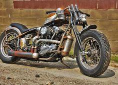 Harley Davidson Knucklehead - repined by http://www.vikingbags.com/ #VikingBags