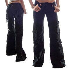 Molecule Himalayan Hipster Pants, Coal Black.