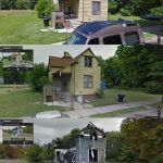 Before and After: Google Street View Chronicles The Decline Of Detroit