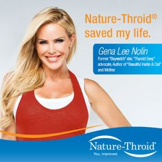 Discover the Nature-Throid difference. #thyroid #hypothyroidism #natural