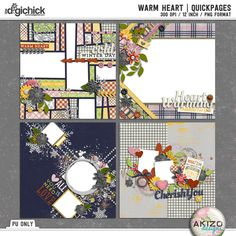 Warm Heart   Quickpages