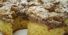 Szintén nagyon régi recept, szintén mama füzetéből, ahol Olga néven szerepel, de mi csak holdasnak hívjuk, mert hold alakúra szaggatjuk a sü... Krispie Treats, Rice Krispies, Tiramisu, Hold, Banana Bread, Dios, Tiramisu Cake, Rice Krispie Treats